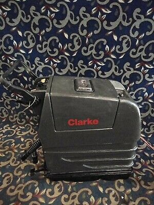 "Clarke Vision 17"" cord electric floor scrubber"