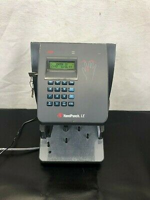 ADP HP-2000 Hand Punch Digital Recognition System