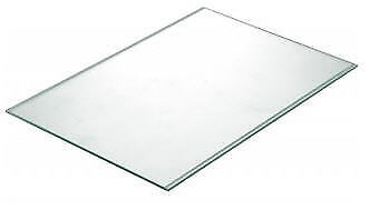 Ripiano In Vetro Plexiglass Con Guida Per Frigorifero Indesit Ariston  (282798)