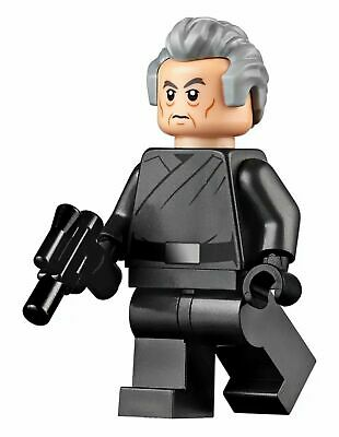 LEGO Star Wars Rise of Skywalker General Pryde figure from 75256 NEW FAST POST