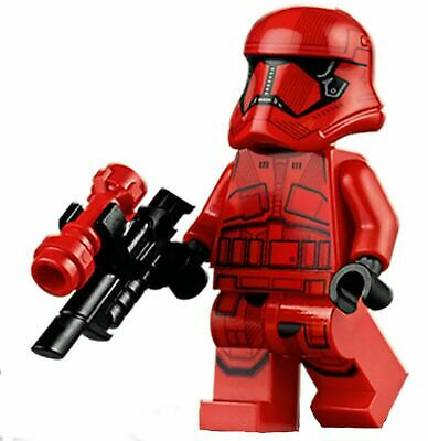LEGO Star Wars The Rise of Skywalker Sith Trooper minifigure from set 75256 NEW