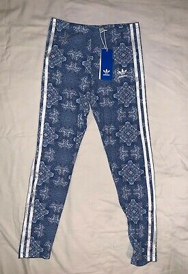 Adidas Originals Womens Leggings Culture Clash M Nwt