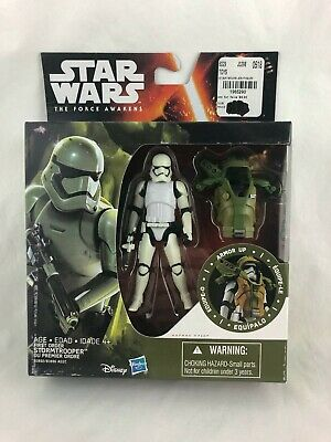 Star Wars - The Force Awakens - Forest Armor STORMTROOPER - Action Figure