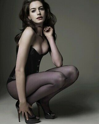 Anne Hathaway 8x10 Photo Print Sexy American Actress (A268)
