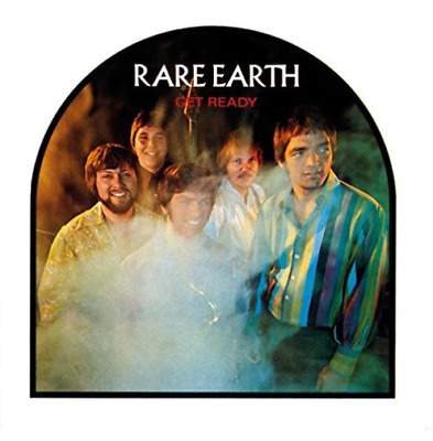 Rare Earth-Get Ready (Us Import) Cd New
