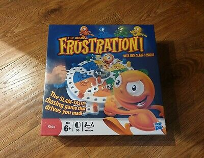 ☆ New Frustration Board Game with new slam -o- Matic ☆