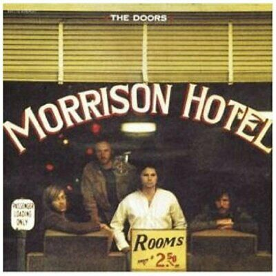The Doors-Doors (The) - Morrison Hotel (Expanded Edition) (UK IMPORT) CD NEW