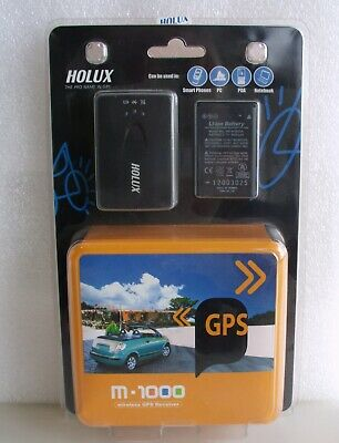 Antenna GPS Bluetooth Holux M-1000