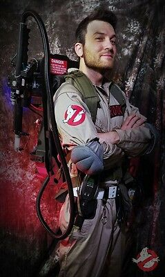Ghostbusters Full Costume Deluxe Holster Set