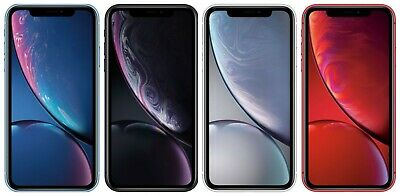 Apple iPhone XR Smartphone | 128GB | Unlocked | All Colors