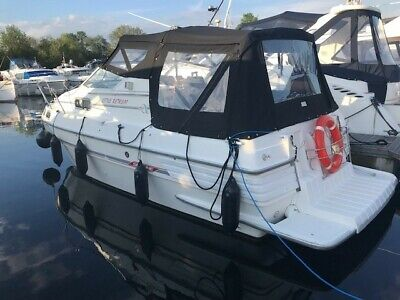 Sealine 255 Senator Sports Cruiser Boat