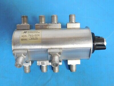 JFW Industries 75S-024 Rotary Variable Attenuator
