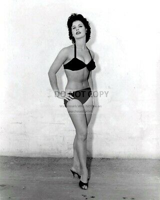 Actress Lee Remick Pin Up - 8X10 Publicity Photo (Mw212)