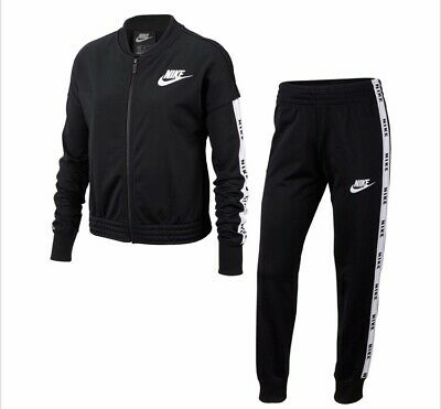 Nike Tracksuit Girls Age 9-10 Yrs BNWT