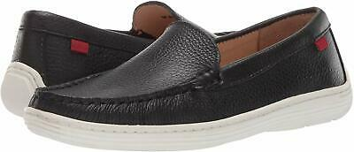Marc Joseph New York Kids Leather Boys Casual Comfort Slip on Moccasin Size 3