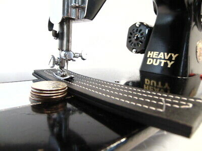 Industrial Strength Heavy Duty Sewing Machine Double Belting, Webbing  Wow Wow