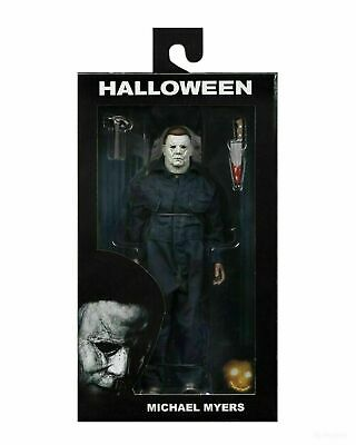"Neca Halloween (2018) - 8"" Clothed Retro Style Action Figure - Michael Myers"
