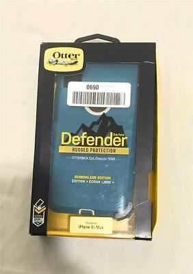 Otterbox Defender Series Protective Case, Screenless Edition, For iPhone Xs Max