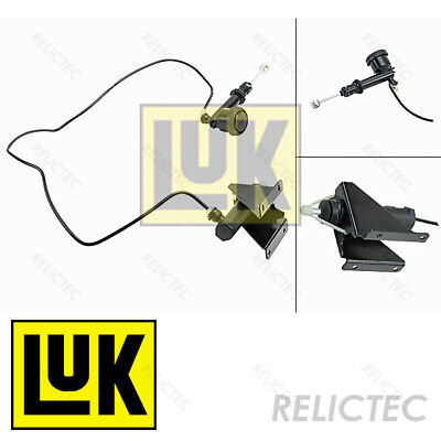 Master /& Slave Assembly fits IVECO DAILY Mk3 2.3D 02 to 07 LuK 500334938 Quality