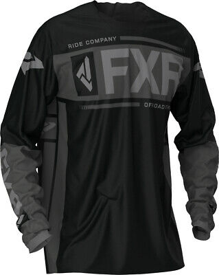 FXR Clutch Off-Road Motocross Jersey
