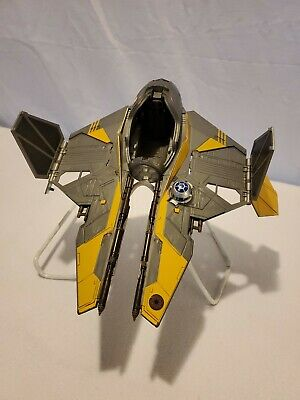 Star Wars Anakin Starfighter Interceptor ETA-2 2012 Revenge of the Sith Hasbro