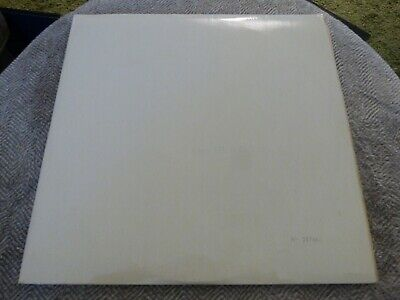 The Beatles / The White Album / No. 28766 / Uk 2Nd Issue + All Inserts - Vg++
