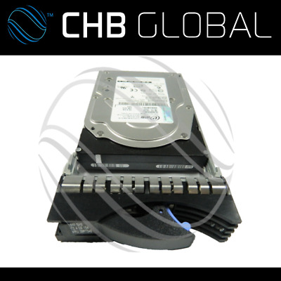 "40K1039 26K5837 39R7340 26K5512 IBM X-SERIES 73GB 10K 3.5/"" SAS HARD DRIVE /& TRAY"