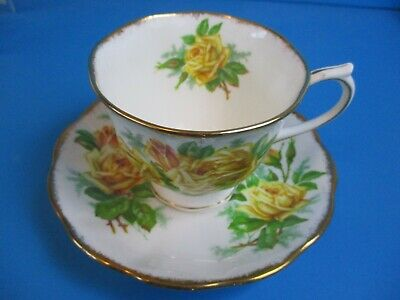 Royal Albert Tea Rose Cup & Saucer Excellent Condition Will Combine Shipping