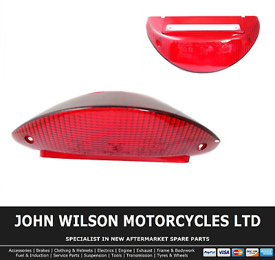 Cagiva Raptor 650 2001 - 2004 Rear Brake Tail Light Lens