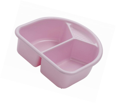 Winnie The Pooh Pearl Colour Rotho Top /& Tail Deluxe Baby Wash Twin Bowl Bath