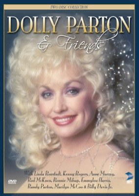 Parton,Dolly-Dolly Parton & Friends (2Pc) (Us Import) Dvd New