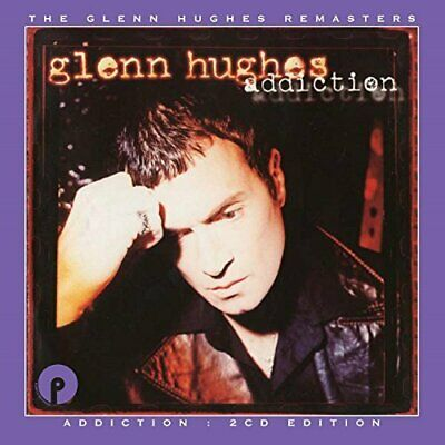 HUGHES, GLENN-ADDICTION -REMAST- (Importación USA) CD NUEVO