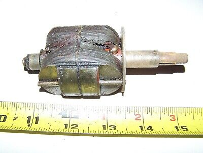 Old SPLITDORF MODEL E-15 Hit Miss Engine Magneto ARMATURE COIL Steam Tractor WOW
