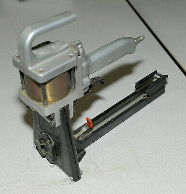 Pneumatic Air Box Stapler Container Stapling Corp Size 7 - 8