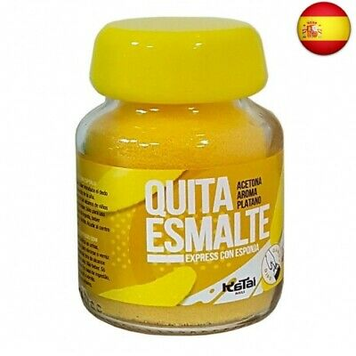 Quitaesmalte Express Plátano Katai Nails (75 ml)