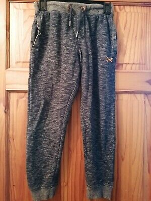 Boys Aged 8-9 Years Jogging Trousers From George