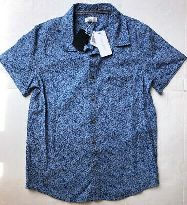 David Jones Boys Shirt Size - 14