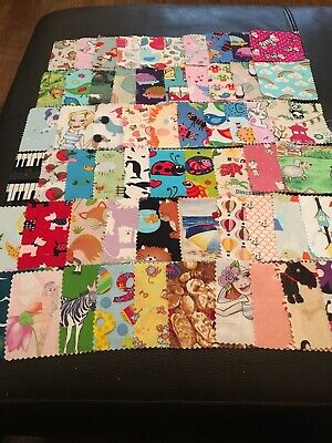 Quilting Patchwork Sewing Fabric URBAN RITUAL ALLOVER SQUARES 50x55cm FQ New
