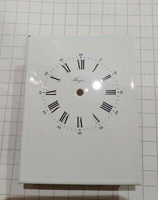 Angelus Face For A L'epee Striking Carriage Clock - Pristine Condition