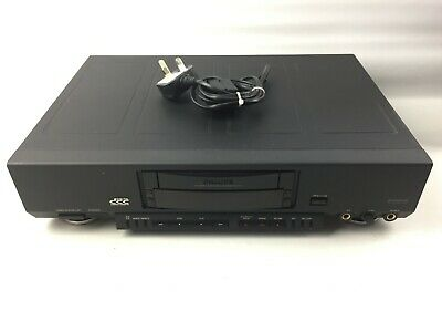 Philips DCC 951 Digital Compact Cassette Recorder, Player, Tested