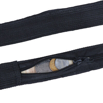 Travel Security Money Belt with Hidden Money Pocket - Cashsafe Anti-Theft Wal JH