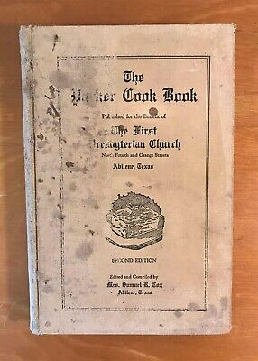 *FROM THE HEARTH OF *SHELOCTA PA 1983 *COMMUNITY PRESBYTERIAN CHURCH COOK BOOK