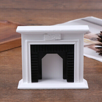 DF112  dollhouse furniture  1//12 scale wood Kit Fireplace Screen