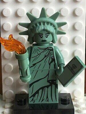 LEGO Lady Liberty Collectible Minifigure 8827 Series 6 Statue of Liberty NEW