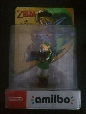 Nintendo Amiibo - Link Ocarina of Time (The Legend of zelda).