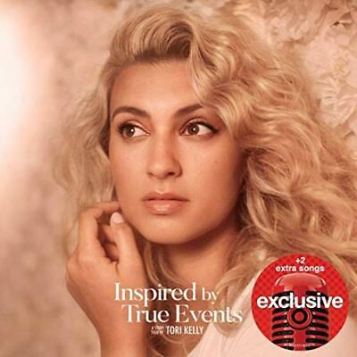 TORI KELLY Inspired By True Events LIMITED EDITION EXPANDED TARGET CD 2 BONUS TR