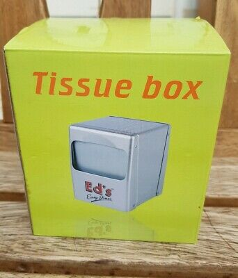 Ed's Easy Diner Tissue Box Bnib