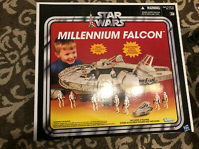 Star Wars Vintage Collection Millennium Falcon MISB 2012 Never Opened Hasbro TRU