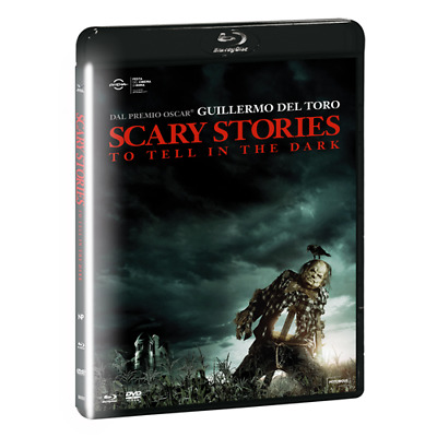 Scary Stories To Tell In The Dark (Blu-Ray+Dvd) [Blu-Ray Nuovo]