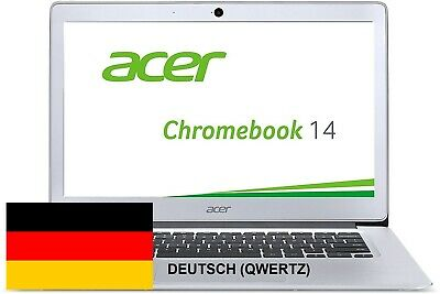 Acer Chromebook 14 CB3-431-C6UD 35,6cm (14Zoll) Full HD Notebook 4GB - in OVP